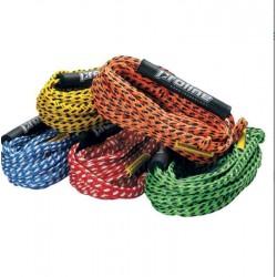 Virve  ProLine 60' 5/8'' Tube Rope w/Floats