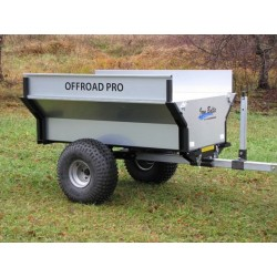 priekaba  ATV cargo trailer IB Off Road PRO 500