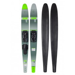Vandens slides Jobe  MODE COMBO SKIS GREEN