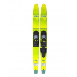 Vandens slides Jobe ALLEGRE COMBO SKIS YELLOW