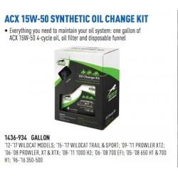 Keturracio Varikline alyva ACX 15W-50