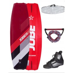 JOBE LOGO SERIES 138 WAKEBOARD PACKAGE