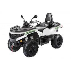 Keturratis Alltera TRV 1000 mini traktorius