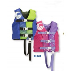 CHILD NYLON VESTS