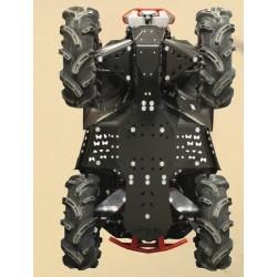 CF-moto  aliuminines  dugno apsaugos