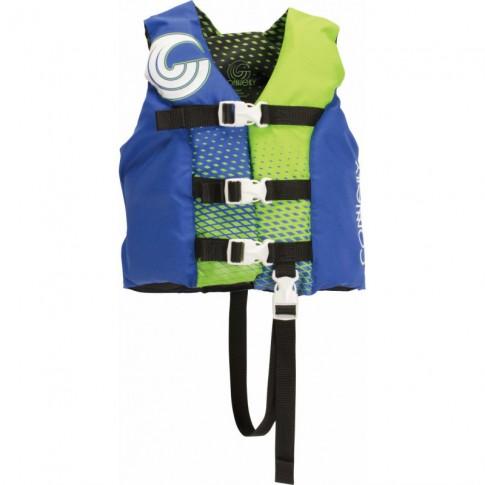 Connelly 3-Belt Boy's Nylon Life Vest
