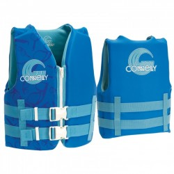 Connelly Boy's Promo Neo Life Vest - Youth 22-40kg