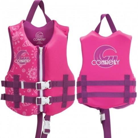 Connelly Girl's(mergaitems) Promo Neo Life Vest - Child 13-23kg