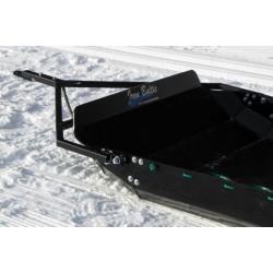 Universal cargo sled