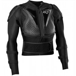 FOX Yth Titan Sport Jacket -OS-Black MX20