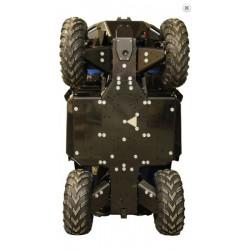 Полный комплект защитной пластины  CFMOTO CFORCE 625