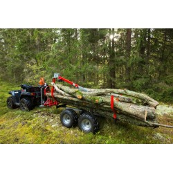 Timber trailer conversion kit Offroad Pro 1000