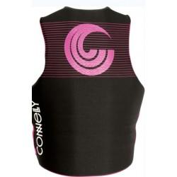 Womens Promo Neo vest  - pink