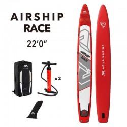 Aqua Marina SUP Airship Race 22' (670cm) 2021