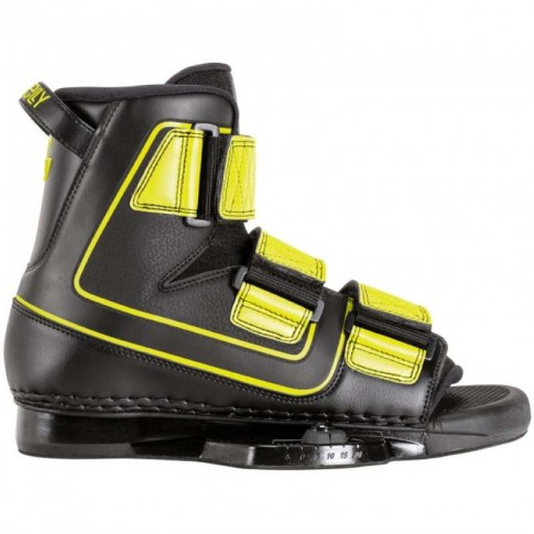 Connelly Venza Velcro Rental Bindings - Xsmall EU 32-36
