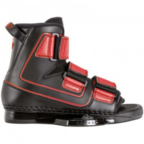 Connelly Venza Velcro Rental Bindings - Large/XLarge EU 42-46