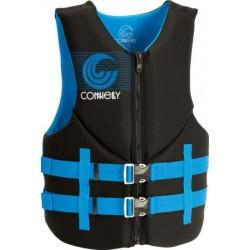 Youth Promo Neo vest back - blue 20-41KG