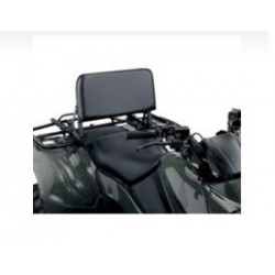 ATV back rest