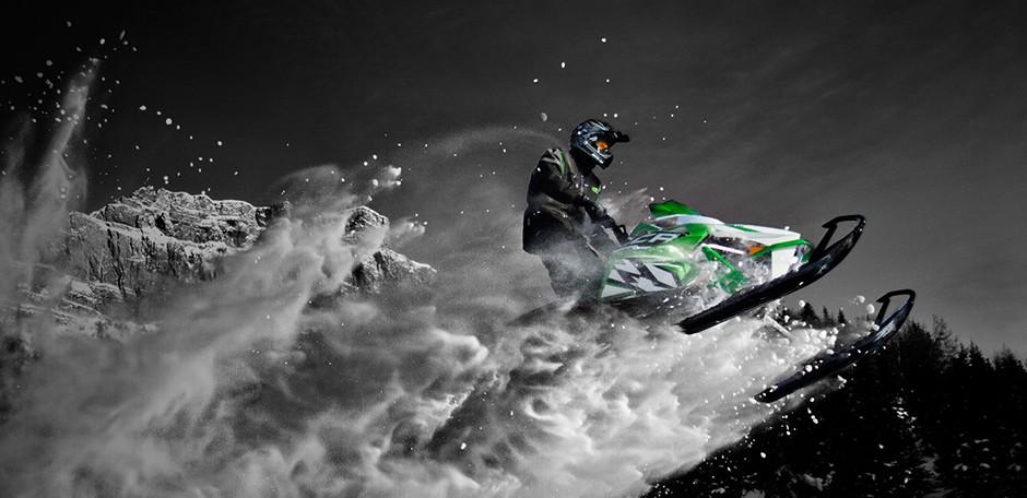 Sniego motocilų išpardavimas